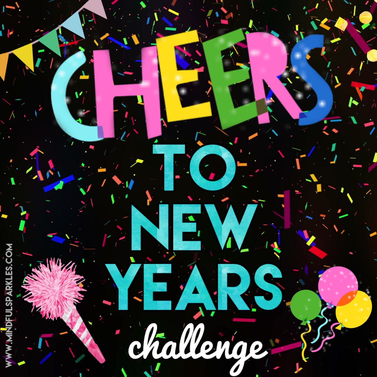 Cheers to New Years Title #CheersToNewYears