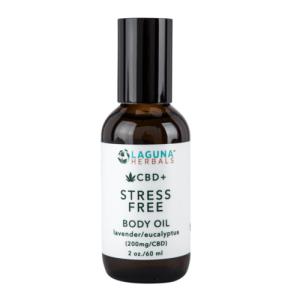 STRESS FREE CBD OIL