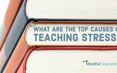 What Causes Teaching Stress?