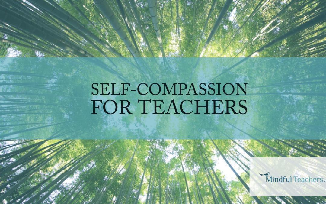 Self-Compassion for Teachers