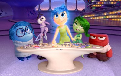 Pixar produced a sophisticated animated treat with Inside Out