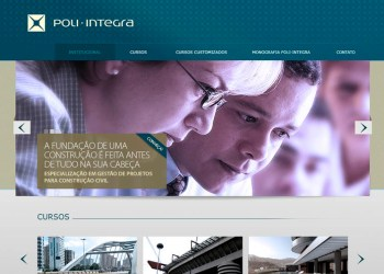 Website Poli-Integra