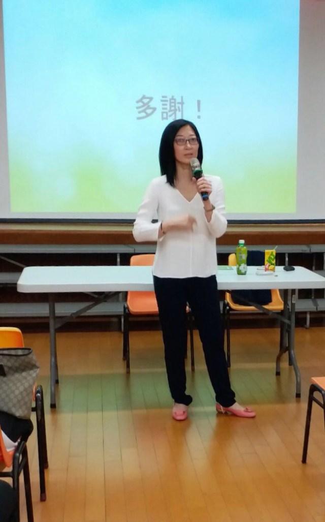 精神科專科醫生陳蔓蕾 - 胡素貞博士紀念學校 - 「如何處理兒童的情緒行為問題」家長講座