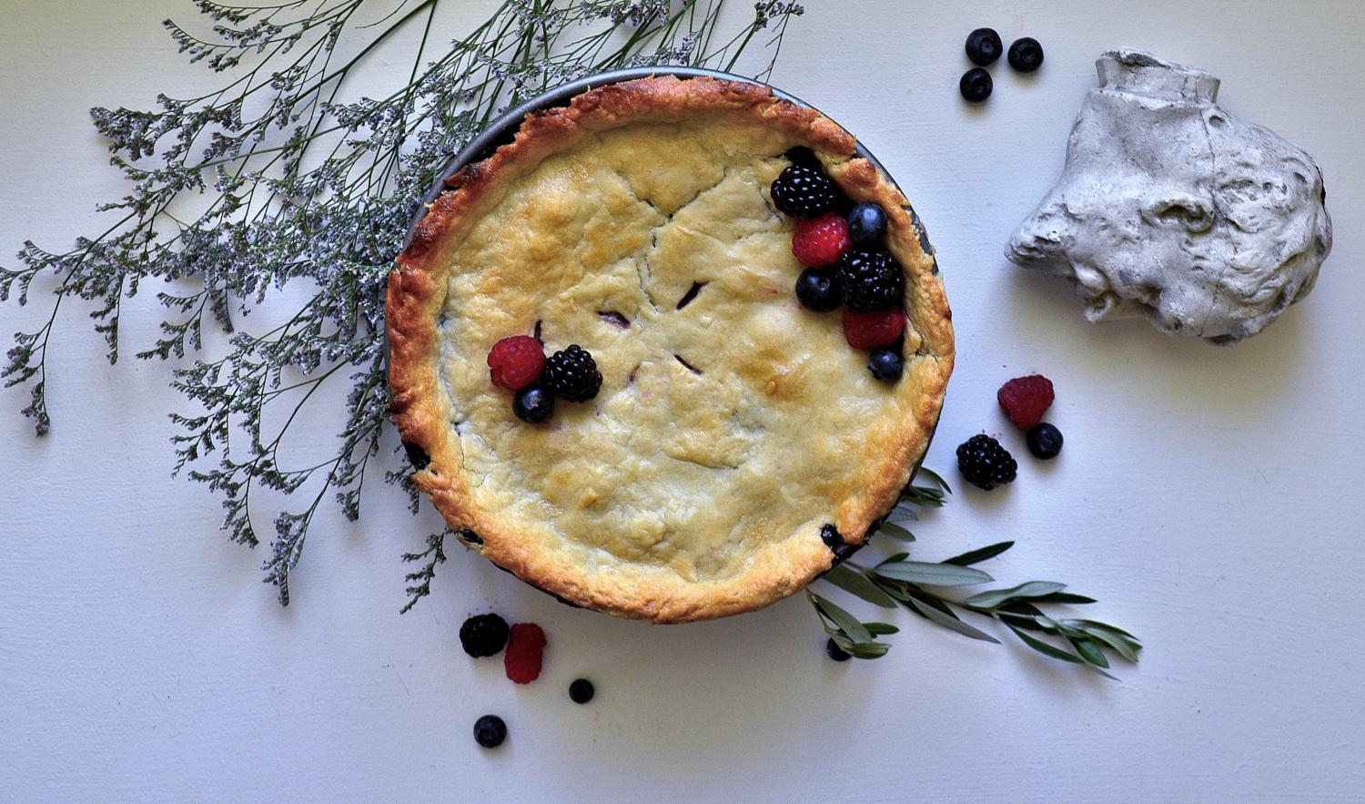 Guest Post: A Day in the Life of a Berry Pie Addict