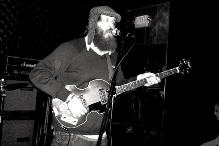 Darker My Love live at the Triple Rock Social Club - 02/26/09