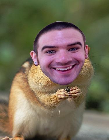 Chimpmunk + Nick = Chimpick