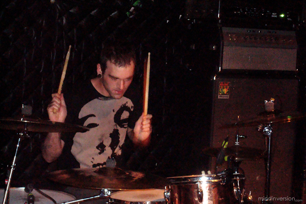 Trap Them live at the Triple Rock