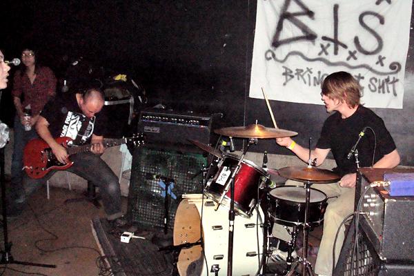 BRING THAT SHIT live @ the Triple Rock Social Club