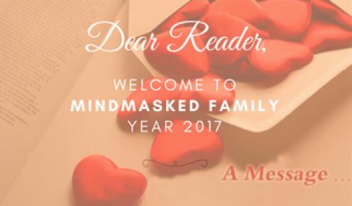 letter- Mindmasked
