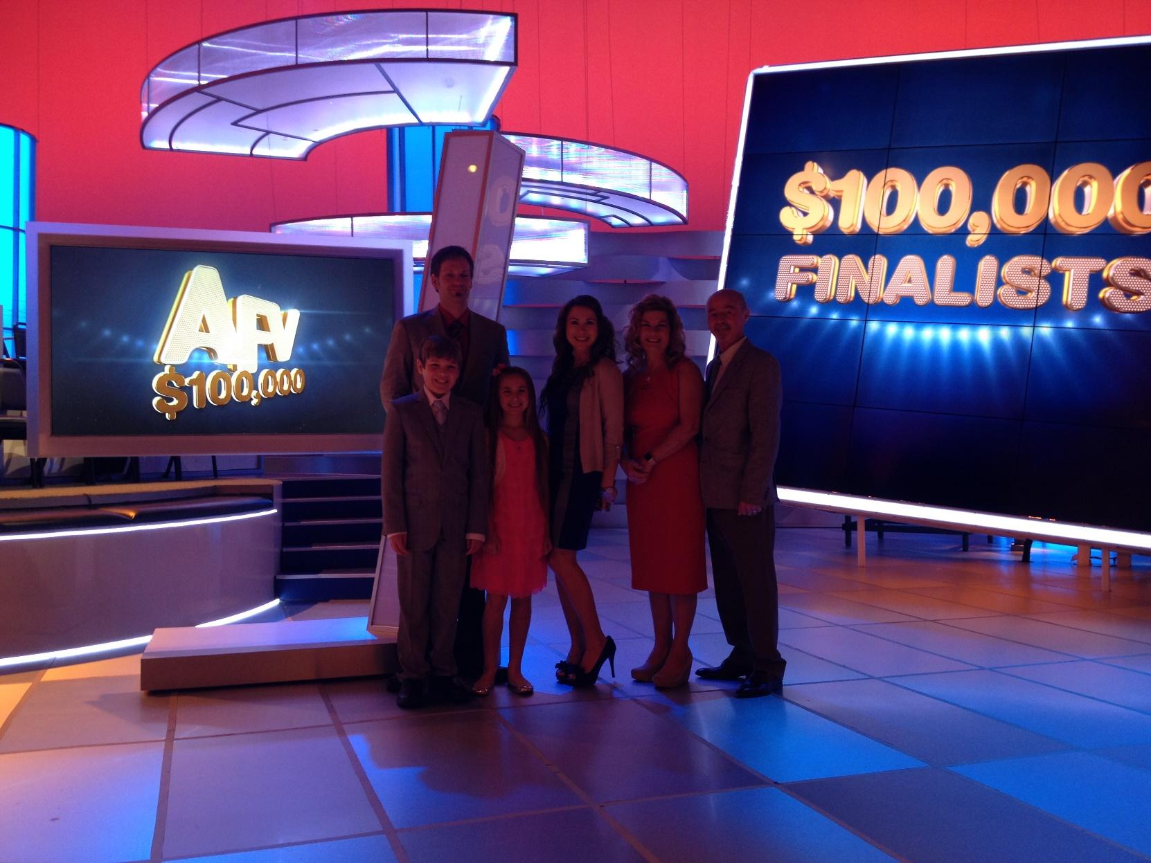 Afv 100 000 winner