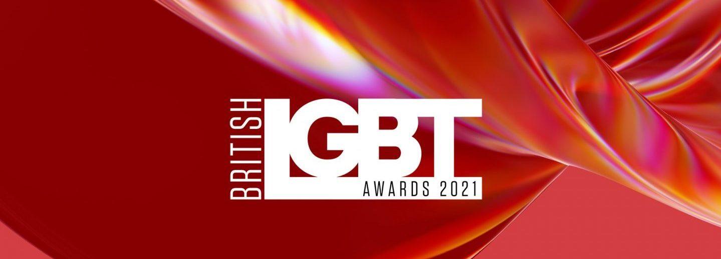 LGBT awards poster