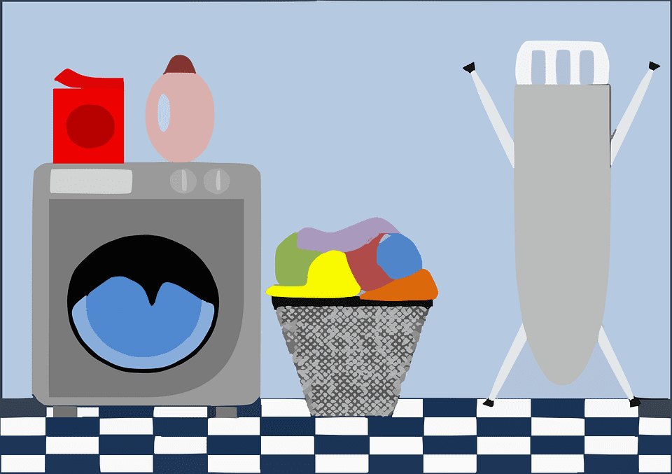 Set up your laundry room to suit your needs