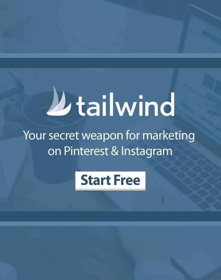 Tailwind - free trial