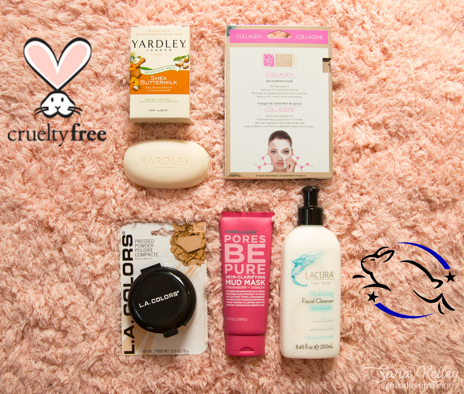 Cruelty Free Products Leaping Bunny