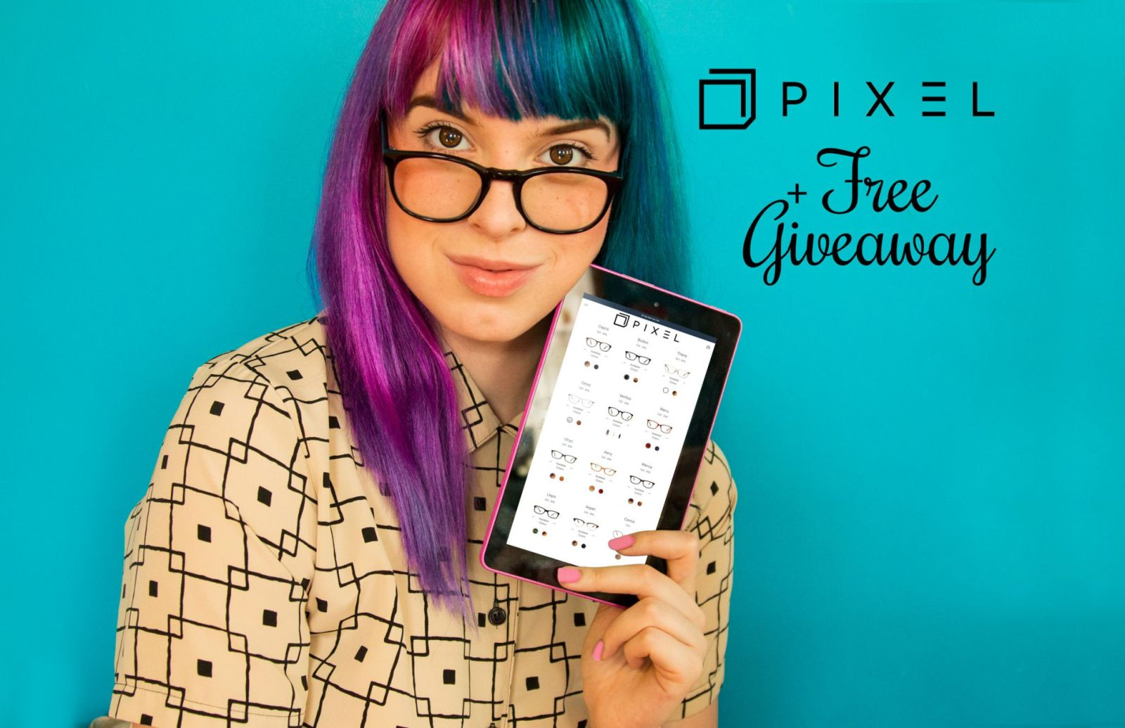 Pixel Eyewear Review Free Giveaway Promo Code