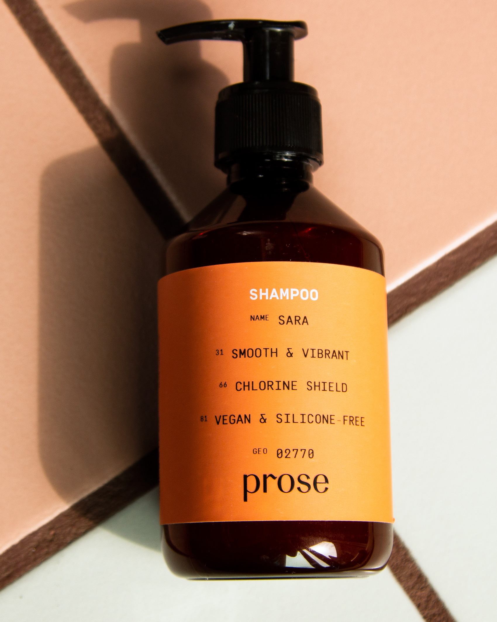 Prose Hair Care Customized Shampoo