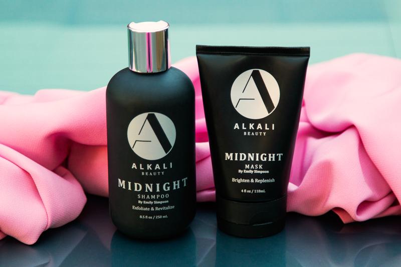 Alkali Beauty Midnight Duo Emily Simpson RHOC