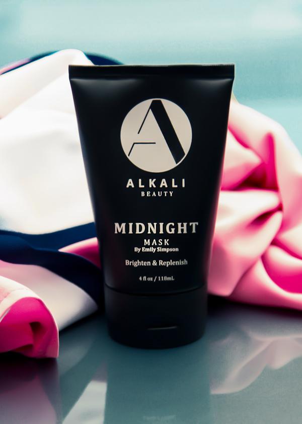 Alkali Beauty Midnight Duo Mask Emily Simpson