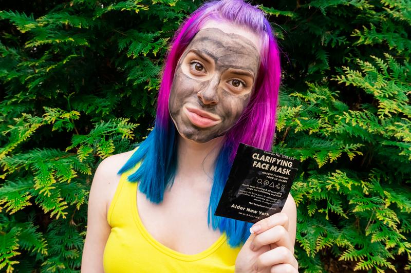 Alder New York Cruelty Free Vegan Skincare Mud Mask