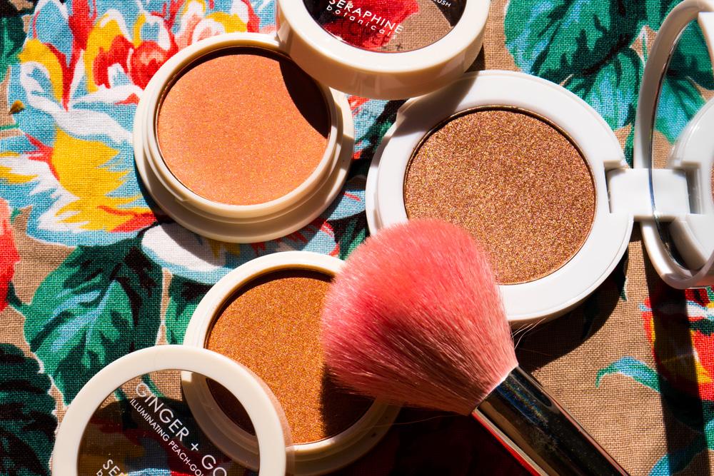 Seraphine Botanicals Cheek Powders with Blush