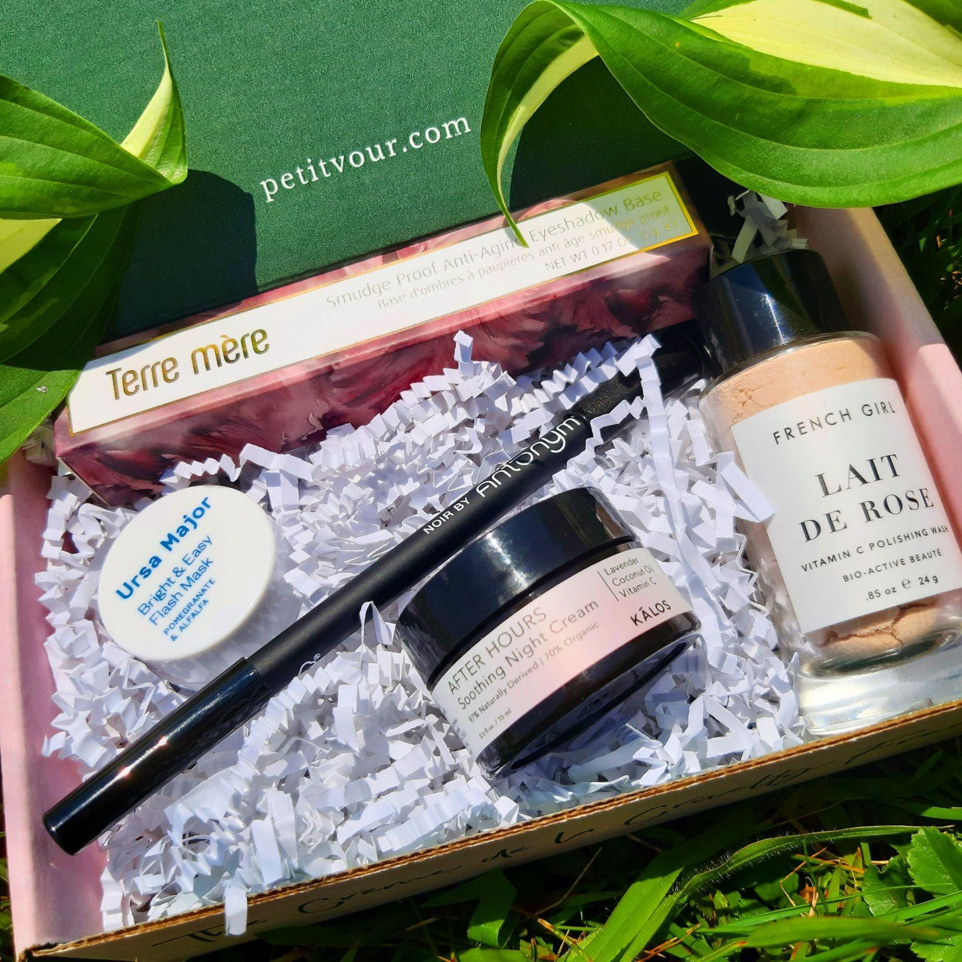 Petit Vour Cruelty-Free Vegan Beauty Box