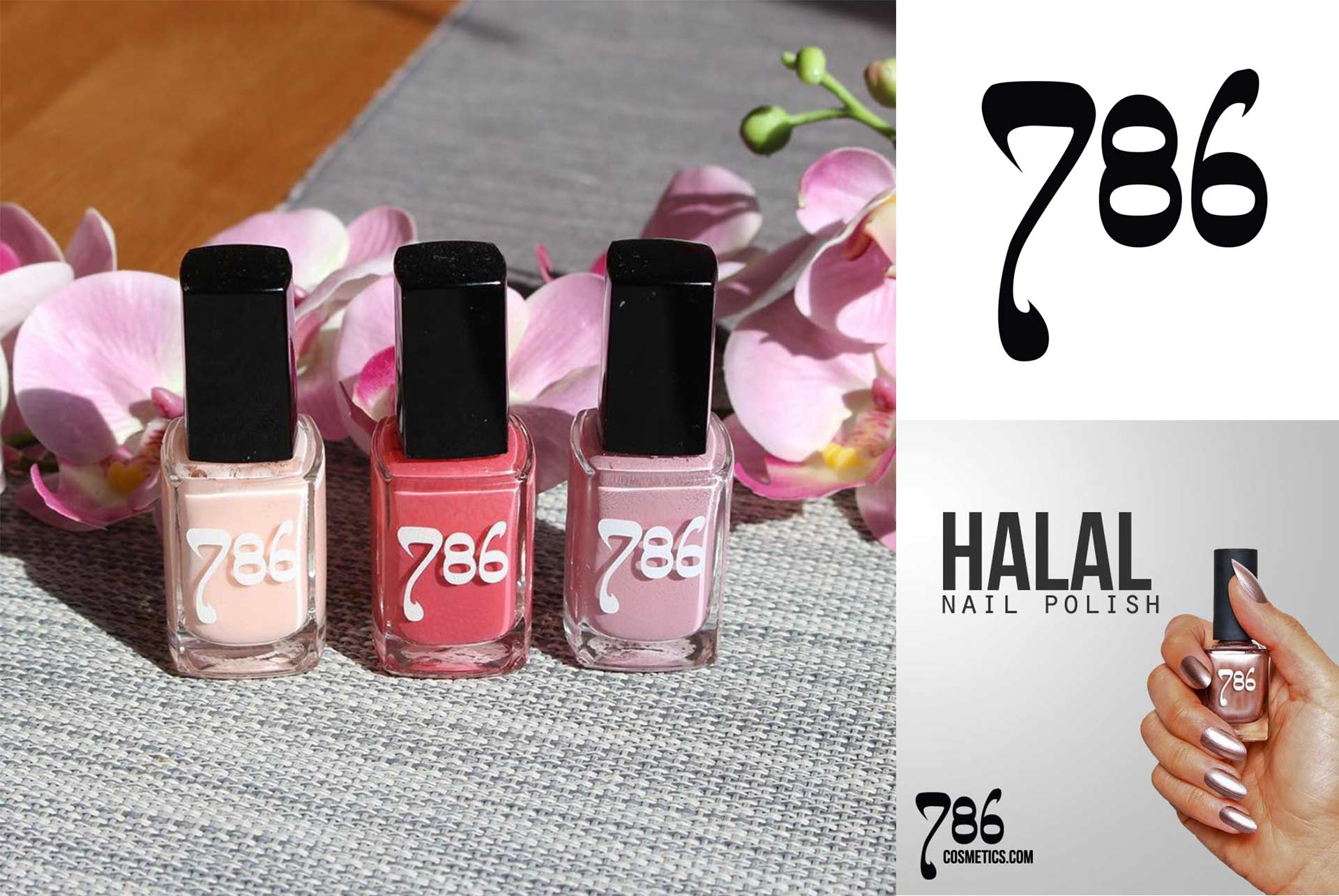 Is 786 Nail Polish Cruelty-Free & Vegan?