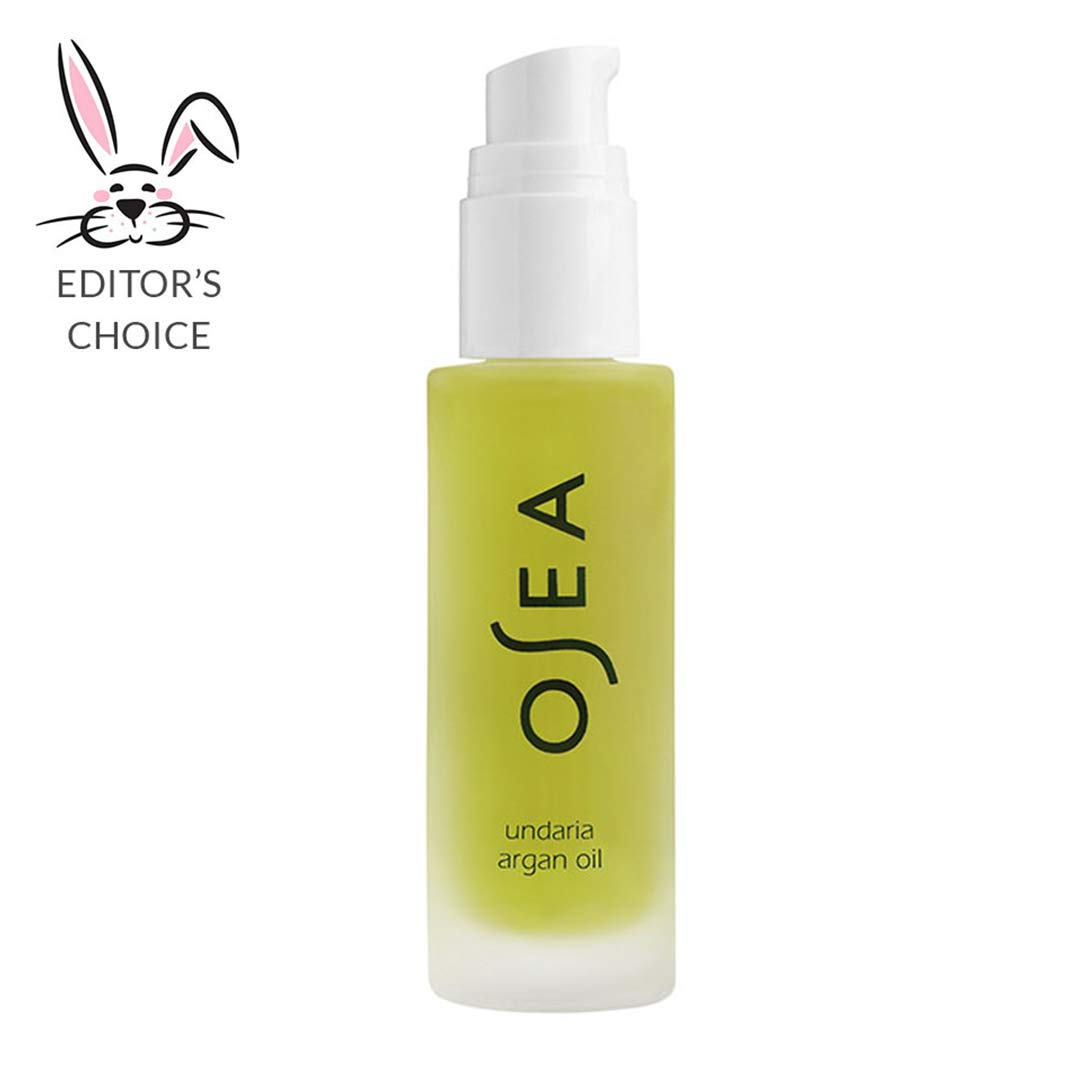 Editor's Choice OSEA Skincare Undaria Argan Oil Review