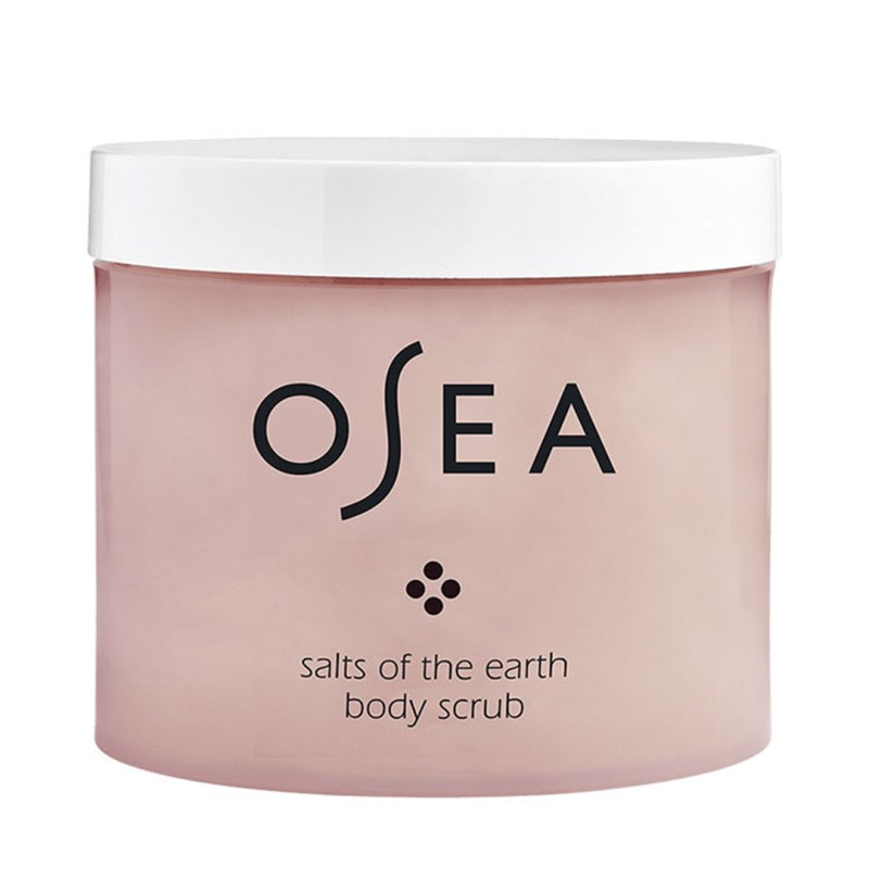 OSEA Skincare Salts of Earth Body Scrub Review