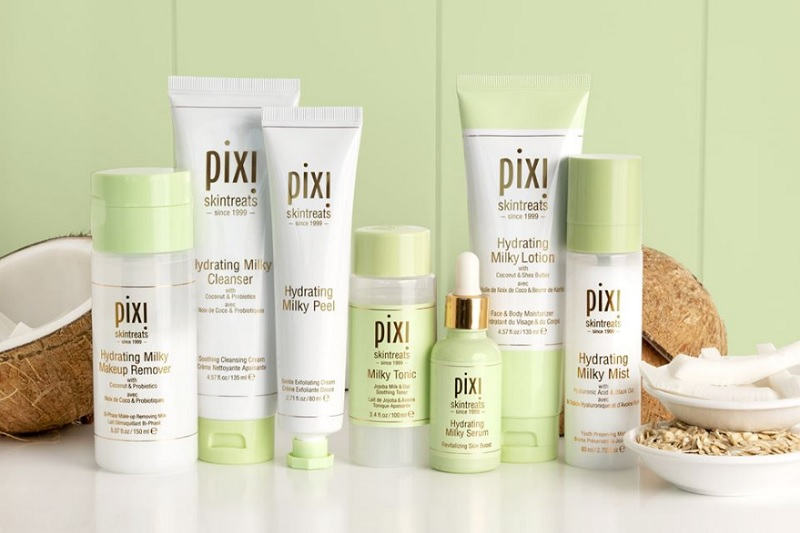 Is Pixi Hydrating Milky Collection Vegan?