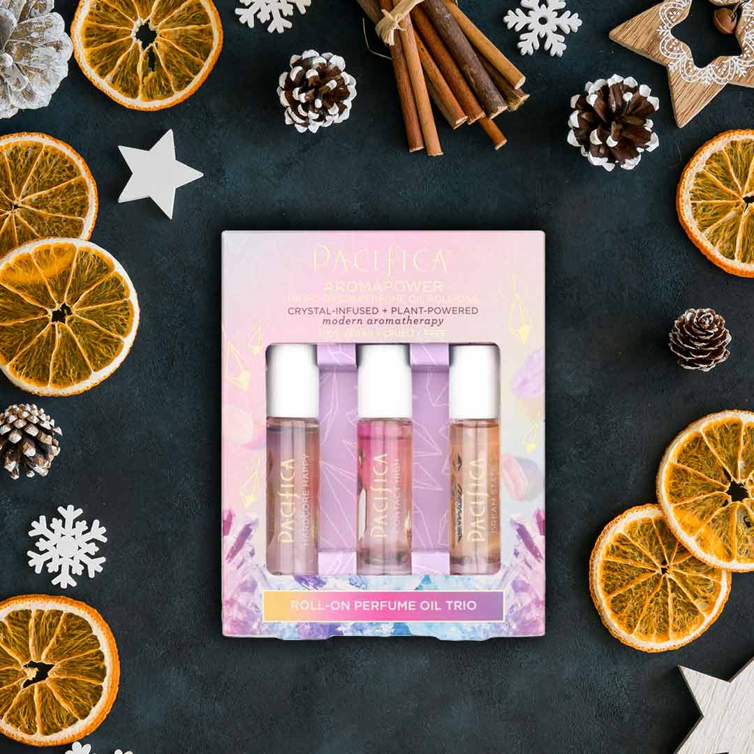 Aromapower Perfume Oil Roll-Ons Pacifica