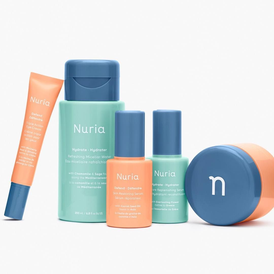 Best Cruelty-Free Vegan Skincare Nuria Beauty