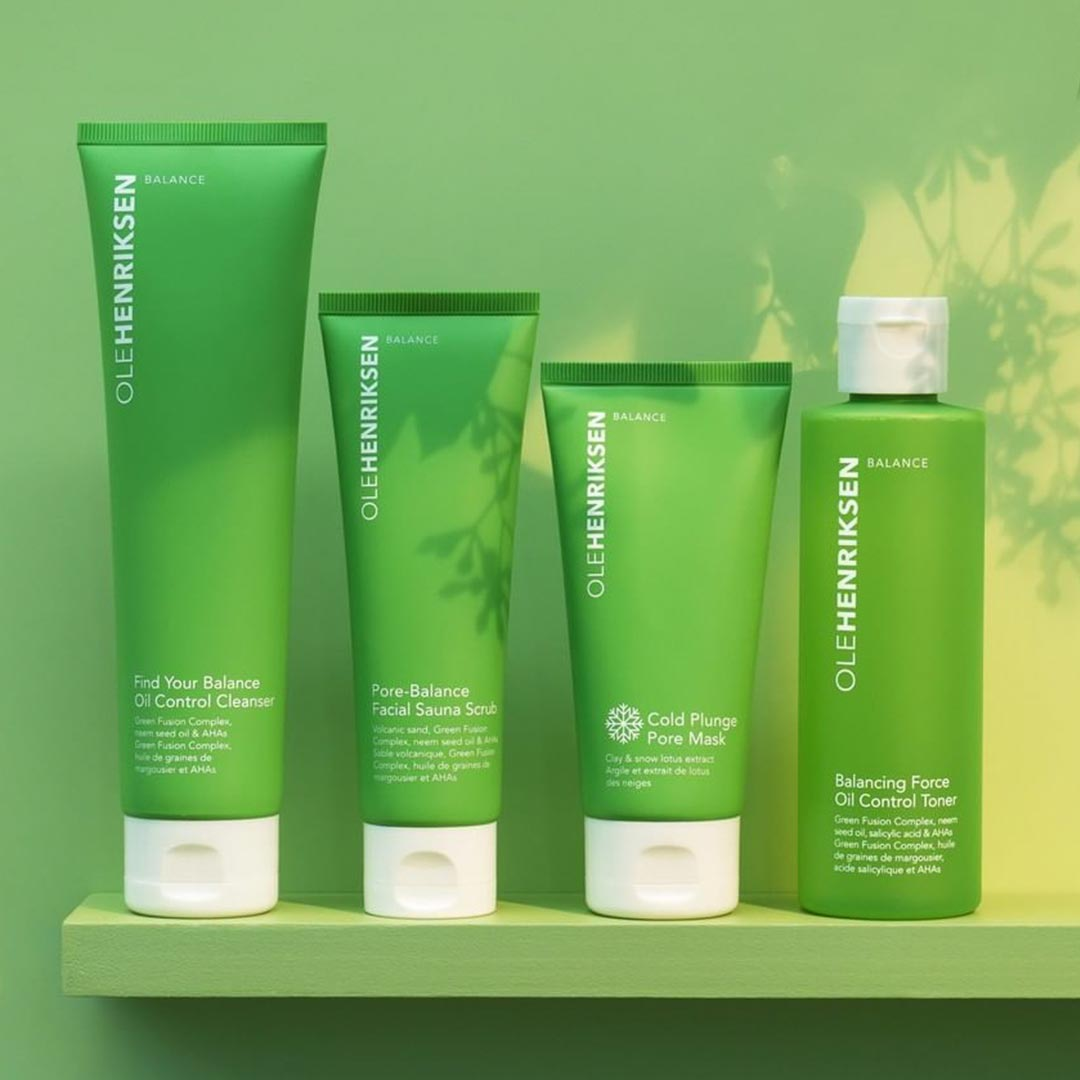 Ole Henriksen Balance Control Collection Maskne Skincare