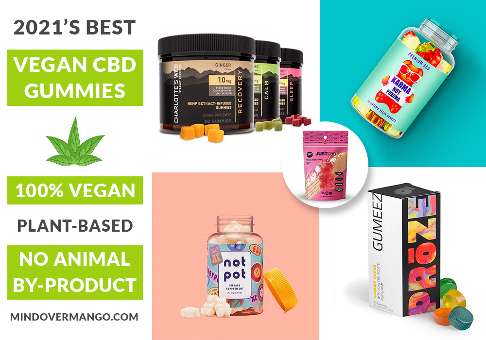 Vegan CBD Gummies 2021