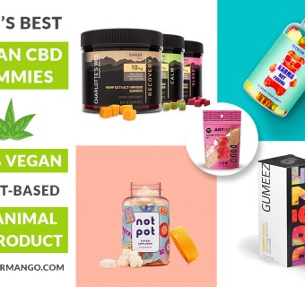 6 Vegan CBD Gummy Brands to Calm Your Anxiety, Ease Pain, & for Better Sleep