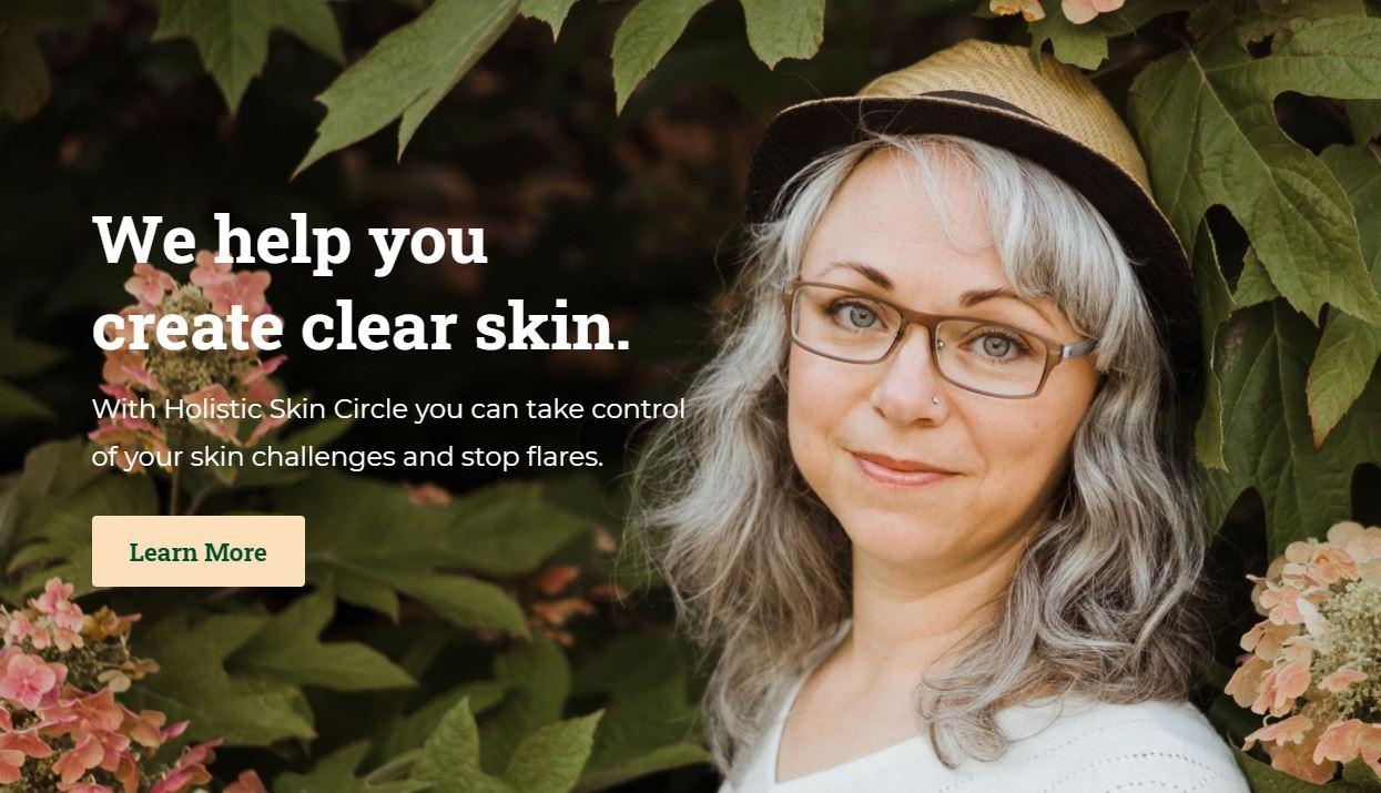 Holistic Skin Circle 5 Day Course