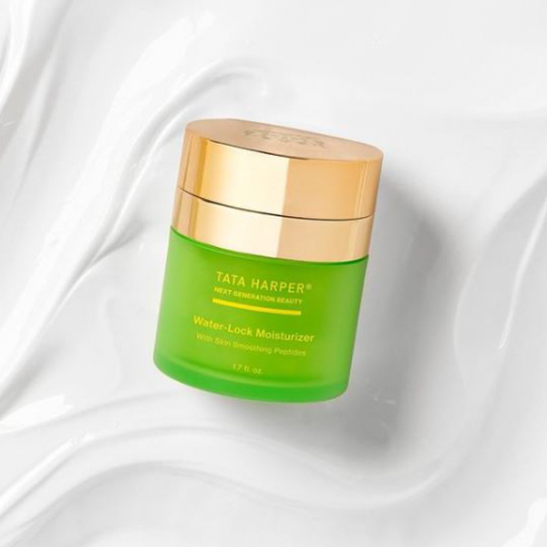 Tata Harper Water-Lock Moisturizer with Skin-Smoothing Peptides Cruelty-Free Peptide Skincare