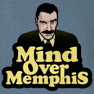 Logo for the Mind Over Memphis Podcast