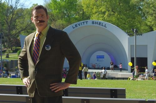 Dr Toboggans at Levitt Shell
