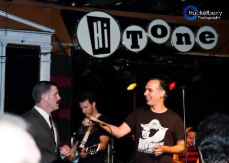 Harry Koniditsiotis and Harold Toboggans