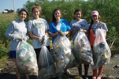 McKellar Lake clean up