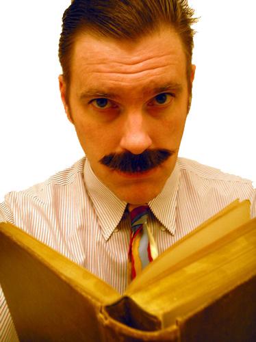 Doctor Harold Toboggans-uniquely qualified for funny psychology