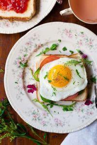 Omelet -half fry