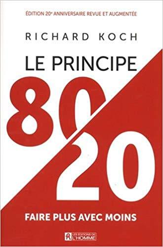 Le principe 80 / 20