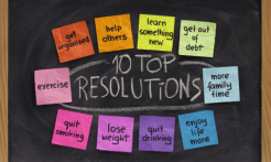 Top 10 New Years Resolutions