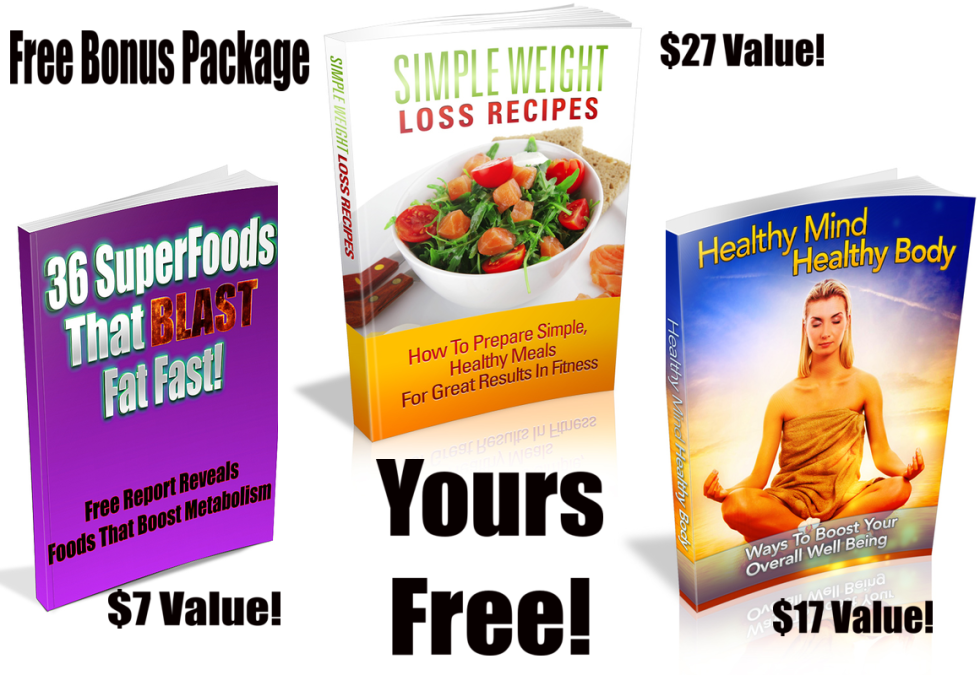 Weight Loss Bonus Package