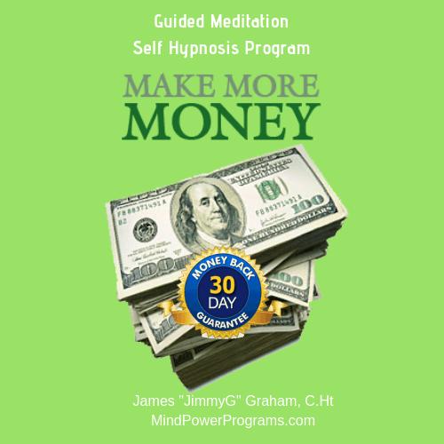 Make More Money Guided Meditation Self Hypnosis Program