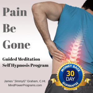 Pain Be Gone Natural pain release guided mditation self hypnosis mp3 program