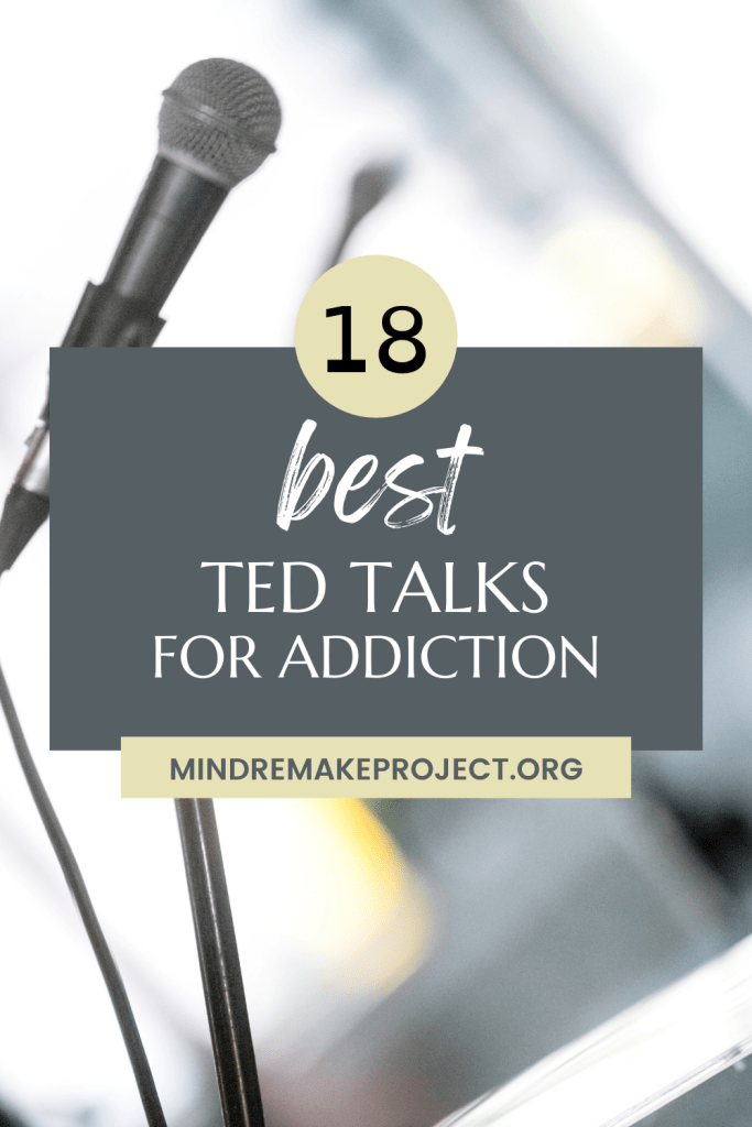 best ted talks for addiction