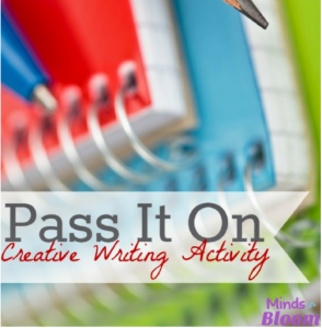 Pass It on Creative Writing