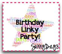 Birthday Linky Party